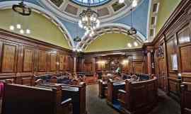 ley justicia tribunal