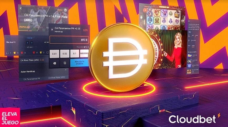 Cloudbet casino DAI