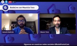 Meetup Buda.com Colombia con Mauricio Toro