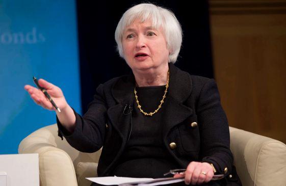 Janet Yellen Bitcoin