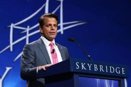 Anthony Scaramucci acciones GameStop