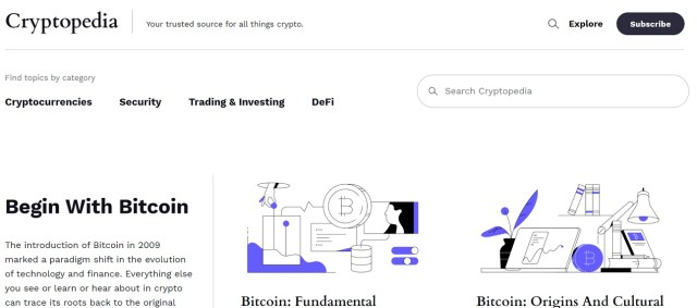 Cryptopedia Gemini
