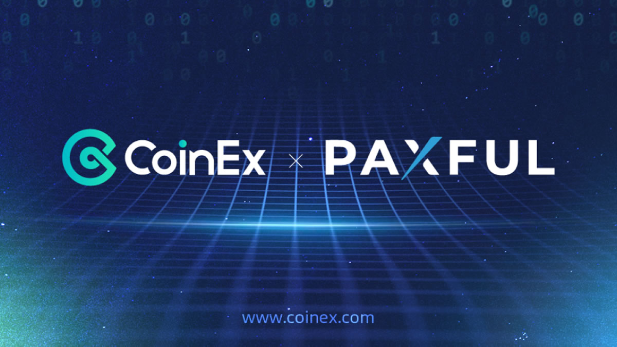 coinex - paxful