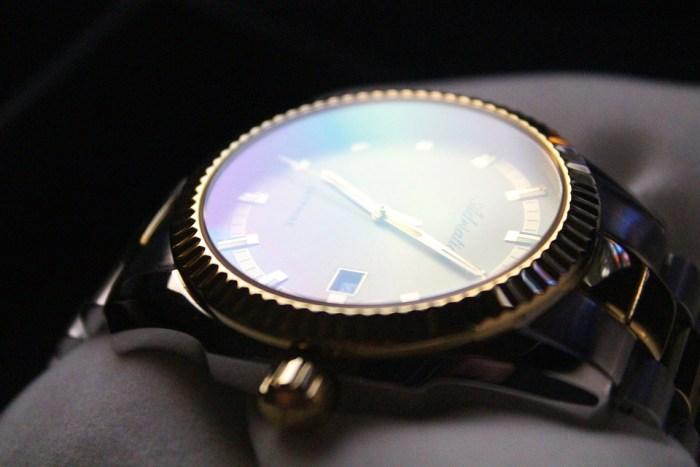 new wrist watch