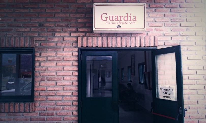 guardia Hospital Cafayate