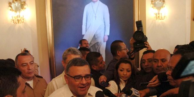 Mandatario revela que investigan involucramiento de ARENA en reciente alza de homicidios