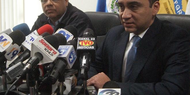 FGR investiga a fiscales, personal y diputados de ARENA  por divulgación de investigación sobre tregua