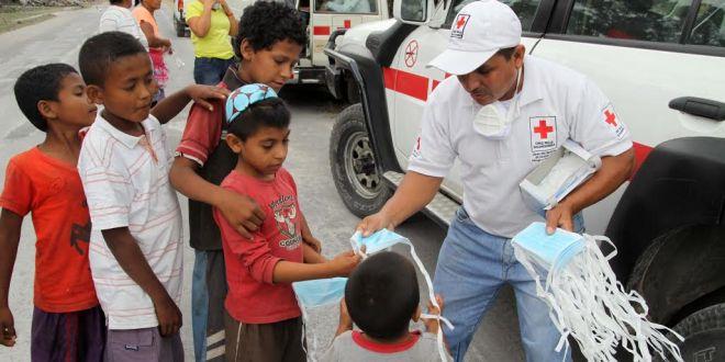 Cruz Roja Salvadoreña realiza evaluación de daños y necesidades
