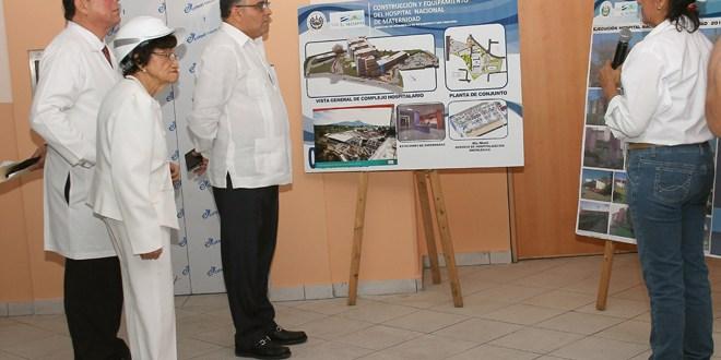 Hospital de Maternidad, obra nunca iniciada por ARENA  y que Gobierno del Cambio hizo realidad
