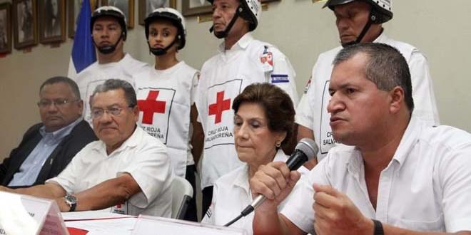 Cruz Roja Salvadoreña lanza plan  de contingencia para elecciones