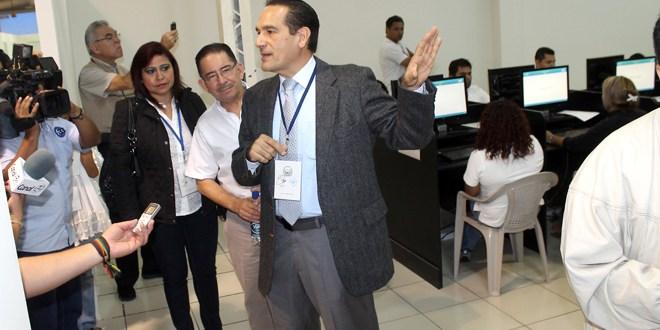 TSE ejecuta simulacro de transmisión de datos previo a las elecciones presidenciales