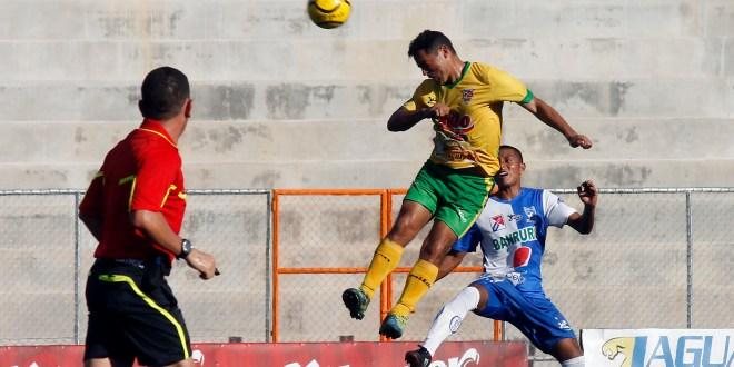 Escasez de goles en Santa Tecla