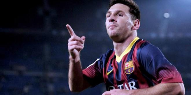 """Messi vuelve con """"doblete"""" y el Alcorcón sorprende al Espanyol"""