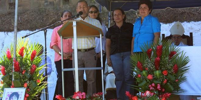 Construirán monumentos en honor  a las  víctimas del deslave en Las Colinas