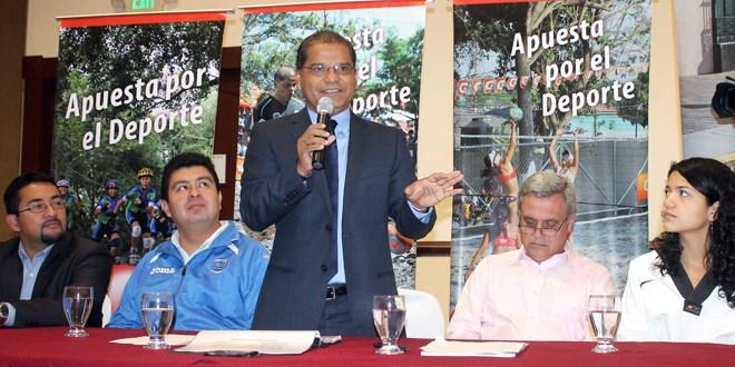 El FMLN le apuesta al deporte