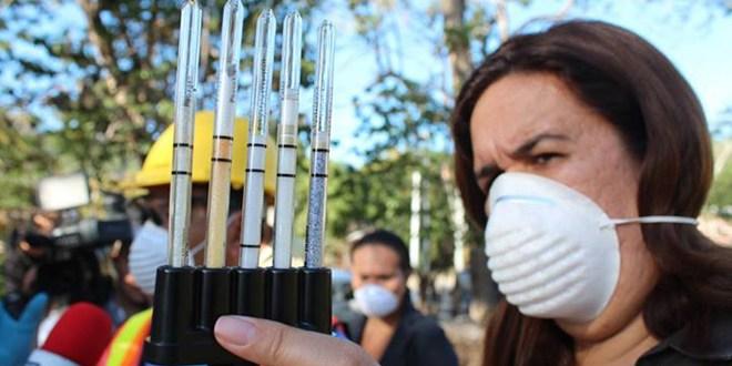 Protección Civil desmiente muertes por erupción volcánica