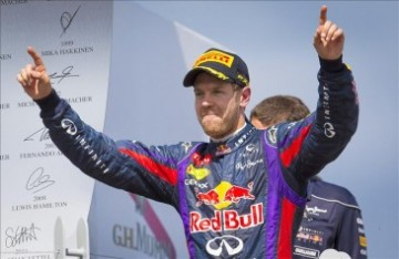 Vettel apunta hacia Schumacher antes de un incierto 2014