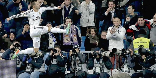 El Real Madrid se clasifica a semifinales de Copa sin sudar