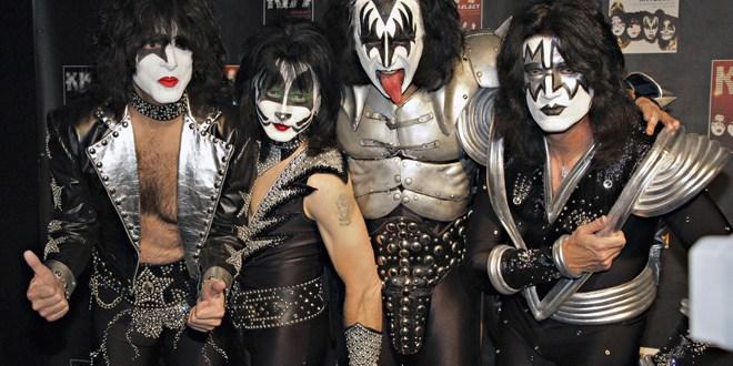 Kiss publicará ediciones  en vinilo de sus mejores discos