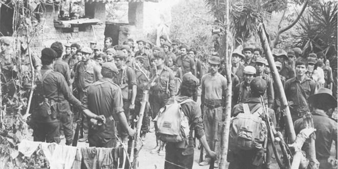 Primera Toma de San Fernando, Chalatenango