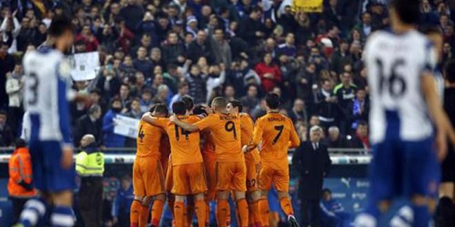 El Real Madrid gana 2-0 a Osasuna  y se acerca a cuartos de Copa
