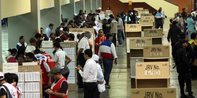 TSE presenta campaña para consultar centros de votación en segunda vuelta