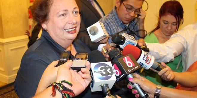 Observadores de la OEA se reúnen con Cuerpo Diplomático para dar informe
