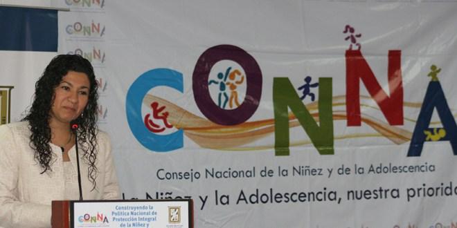 """""""Los niños deben ser tomados en cuenta, mas no deben ser utilizados para ganar votos"""": Zaira Navas"""