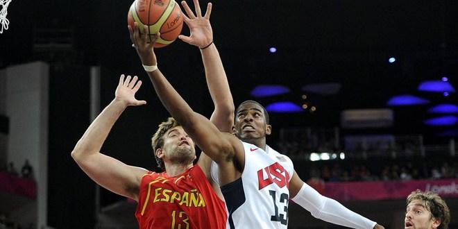 Baloncesto: España y EEUU se preocupan, Argentina y México festejan