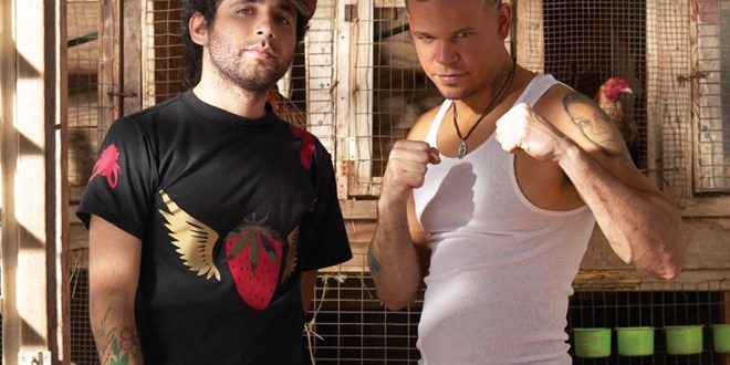 """""""El aguante"""" de Calle 13"""