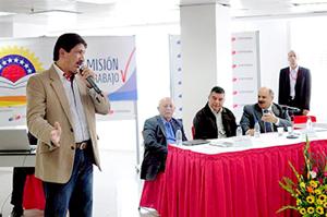 """Argenis Chávez: """"Profundizaremos la revolución si preservamos el ideal y la obra de Bolívar y Chávez"""""""