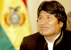 Presidente de Bolivia llama a defender democracia en Latinoamérica y el Caribe