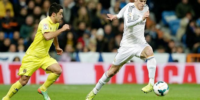El Madrid también golea y la Liga española sigue siendo para tres