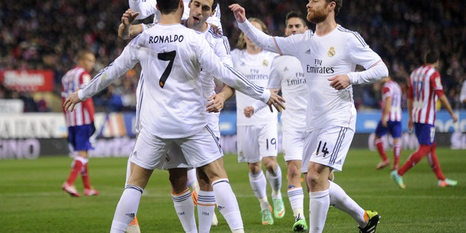 Real Madrid se monta en la ola buena  con defensa, solidez y plantel