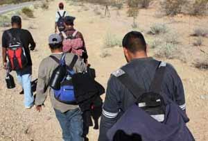 Marcha por derechos de migrantes cruzará frontera México-EE.UU.