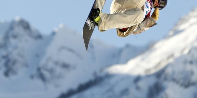 EEUU gana en el snowboard  el primer oro de Sochi 2014