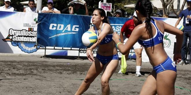 Voleibol de Playa sin boleto a Nanjing 2014