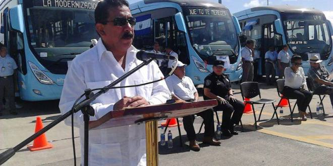 SITRAMSS recibe nuevas unidades para el transporte colectivo