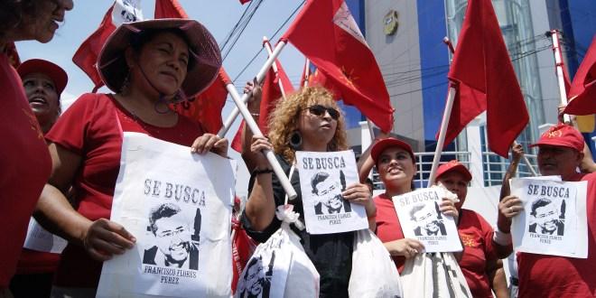 Frente Sindical Salvadoreño exige avances en caso Flores