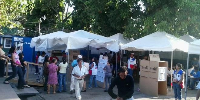 Mejicanos sale a las urnas masivamente