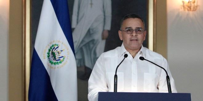 """Presidente Funes insta a """"salir a votar y aceptarel resultado soberano"""""""