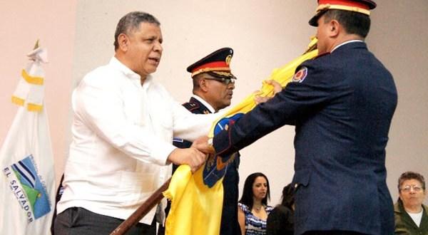 Nuevo director de Bomberos asume cargo de la institución