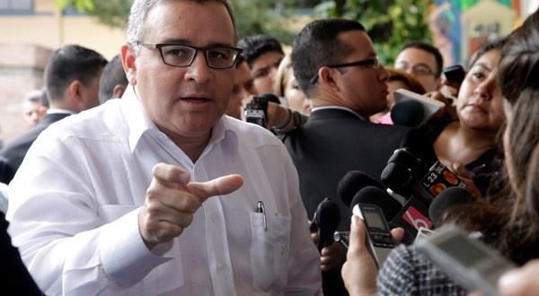"""Presidente Funes califica de """"graves e irrespetuosos"""" señalamientos de ASI"""