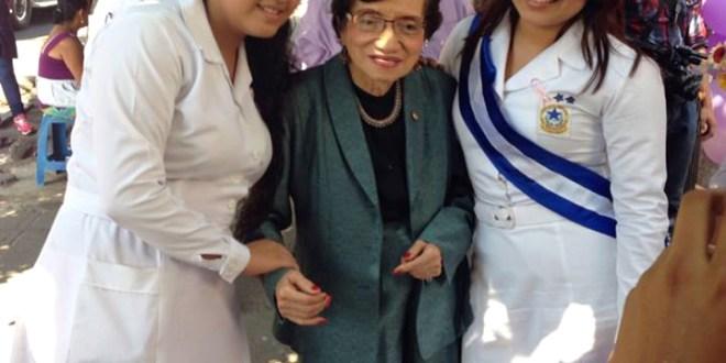 Ministra de Salud: una vida emblemática de compromiso social