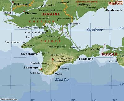 Crimea y Sebastopol se unen a la Federación rusa