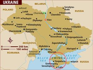 Referendo crimeo desvela rostro del señor Hyde en Ucrania