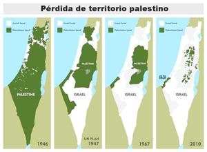 Se concreta ruptura de conversaciones de paz entre Israel y Palestina