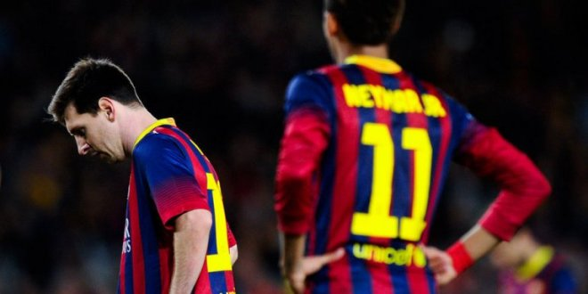 Barcelona vuelve a perder y compromete sus posibilidades en la Liga