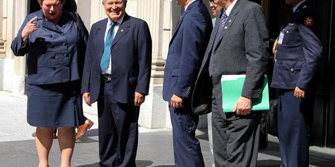 Sánchez Cerén profundizará relaciones diplomáticas  entre El Salvador y Estados Unidos