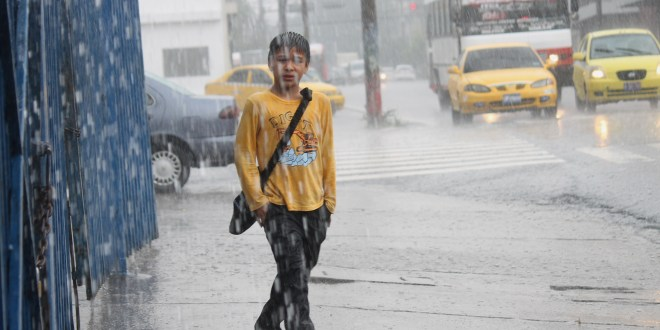 """Protección Civil mantiene """"Alerta Verde"""" por lluvias"""
